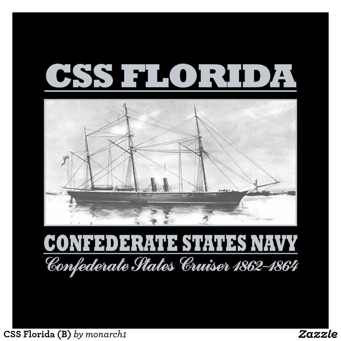 CSS Florida (B) Poster