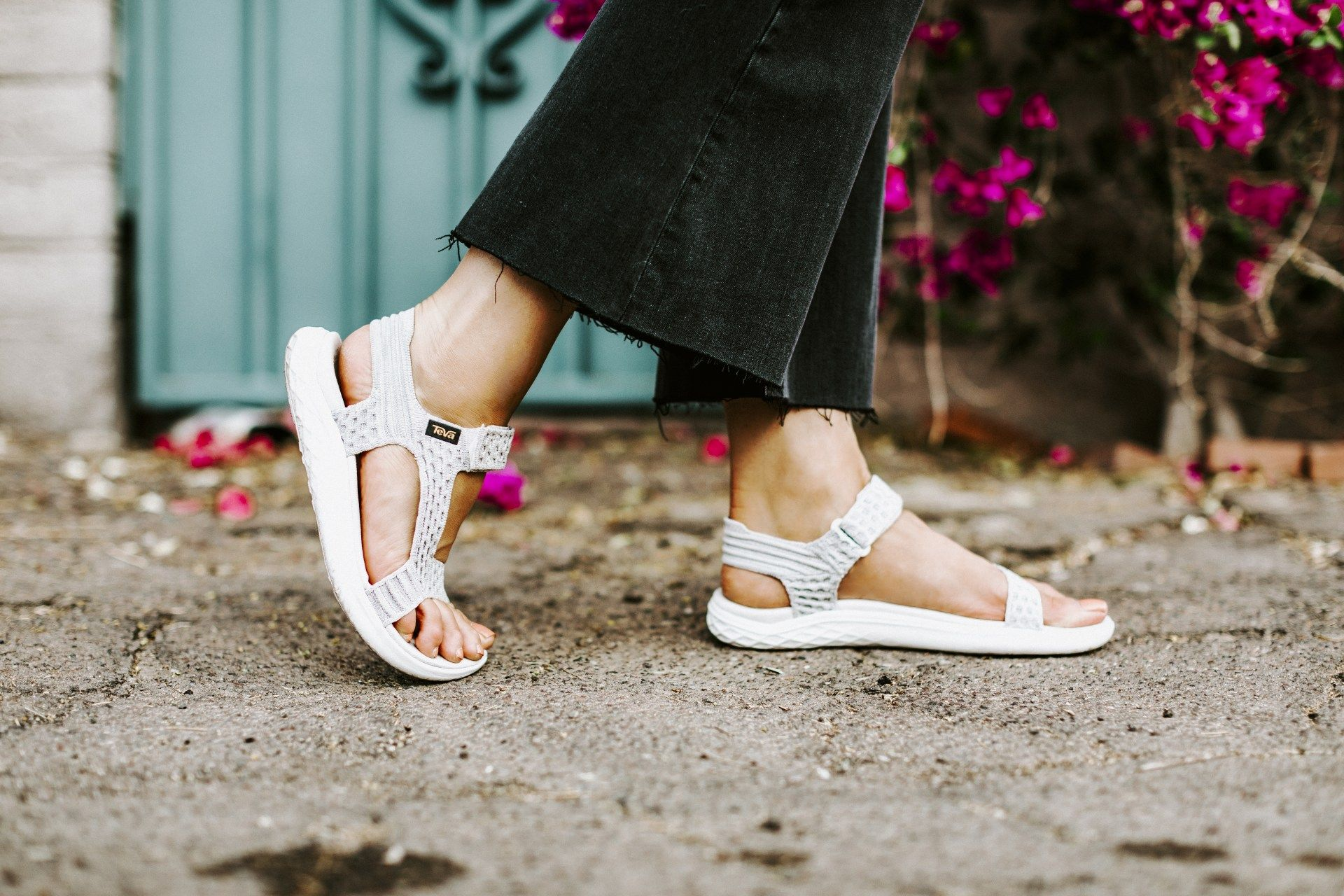 Strap Into Spring With Teva Sandals Kate Nelle Teva Sandals Teva Sandals