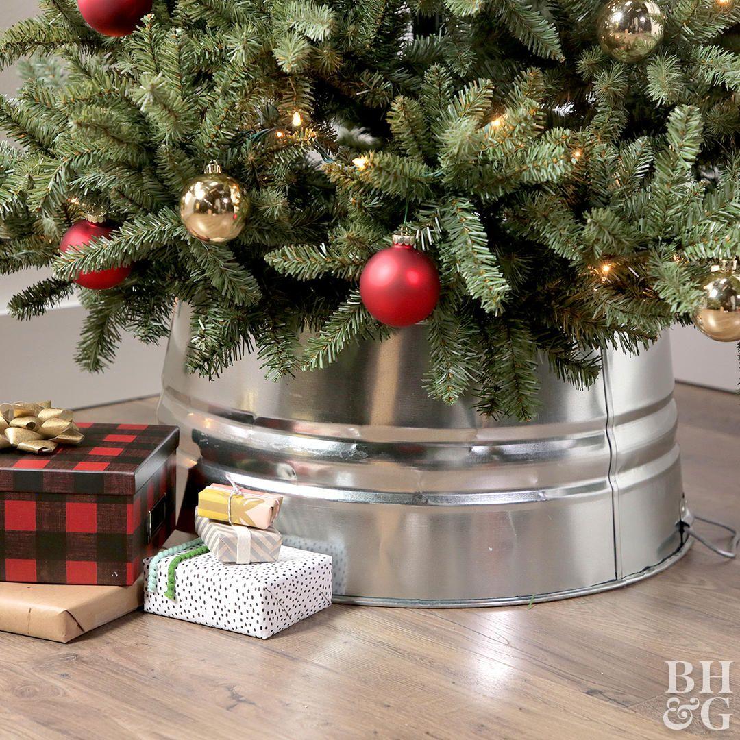 3 Genius Hacks For Diy Christmas Tree Collars Cardboard Christmas Tree Diy Christmas Tree Ornaments Tree Collar