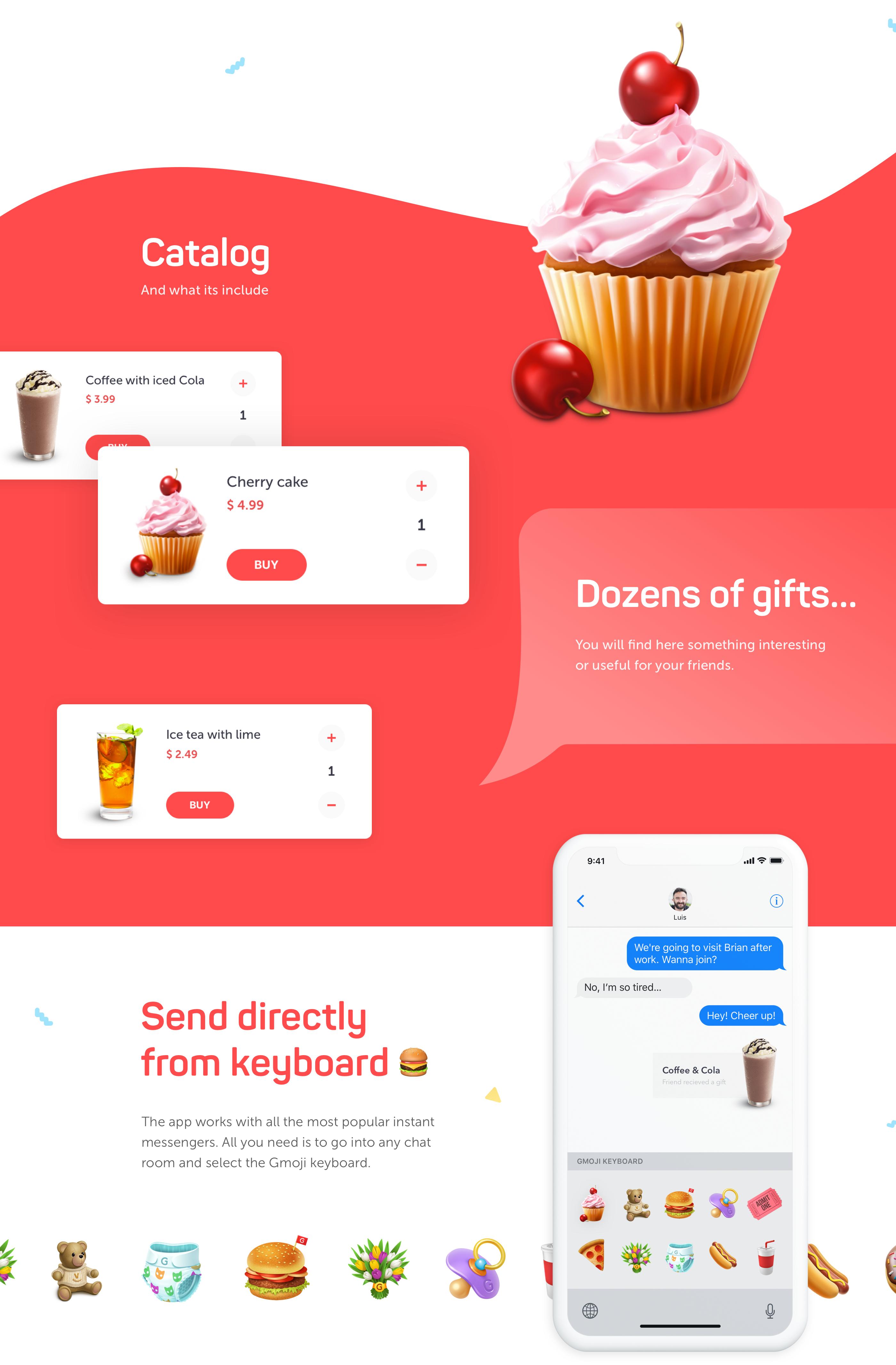 Cherry Chat App