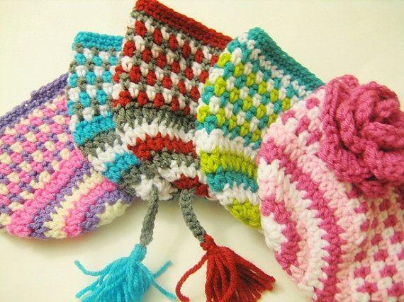 Crochet Hat Pattern With Flower Crochet By Crochetbabyboutique