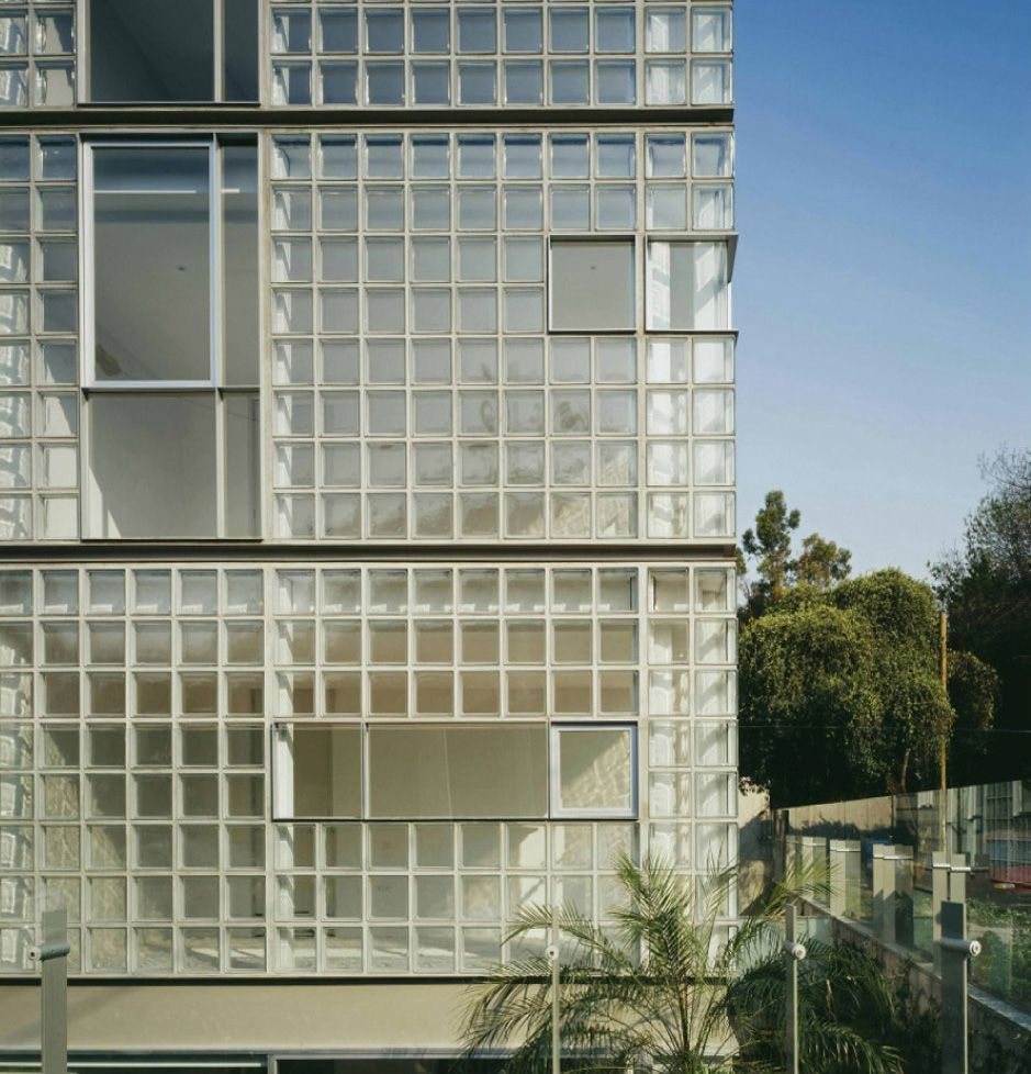 In the annals of architecture and design history few for Designer glass block