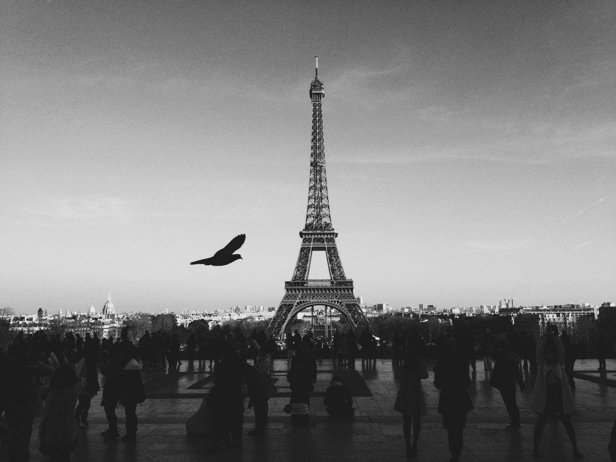 Paris Noir Blanc Paris Black White Voyage Onirique En 2020 Photos Gratuites Paris Photos