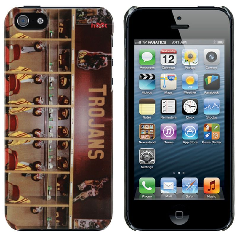 Usc Trojans Iphone 5 Photo Imagery Locker Case Products Usc