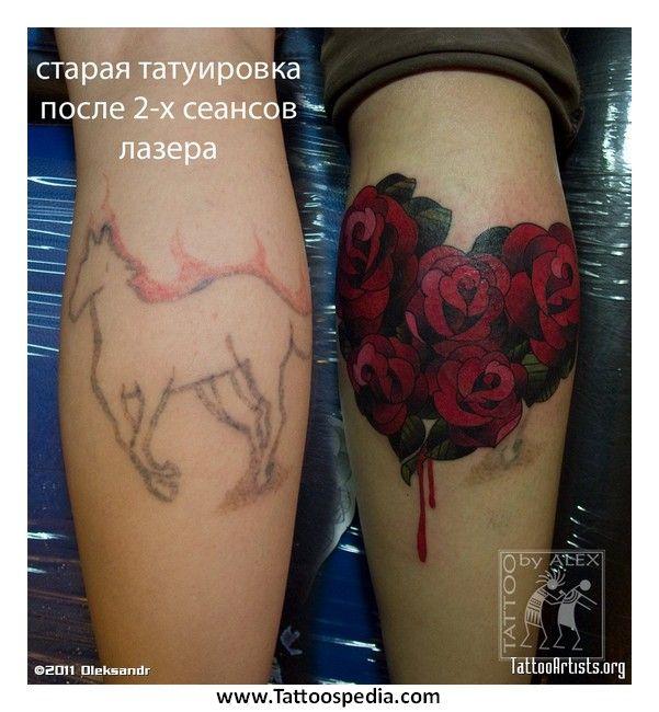 Heart Tattoo Cover Up Ideas 5 | tattoo para cobrir ...