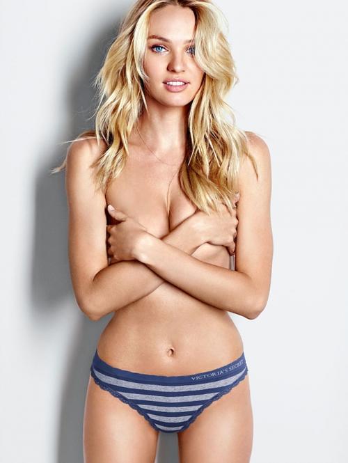 Candice Swanepoel Celebrity Sexy Blonde Supermodel Lingerie Draftsex 1