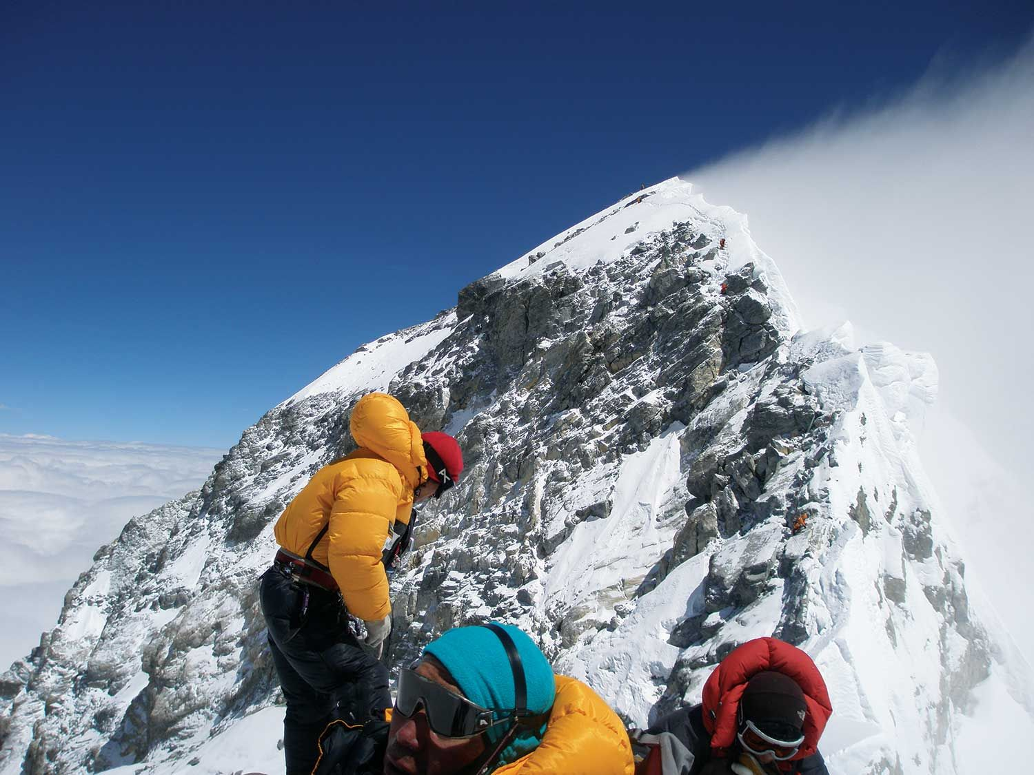 mountain climbing expeditions challenged - HD1500×1125