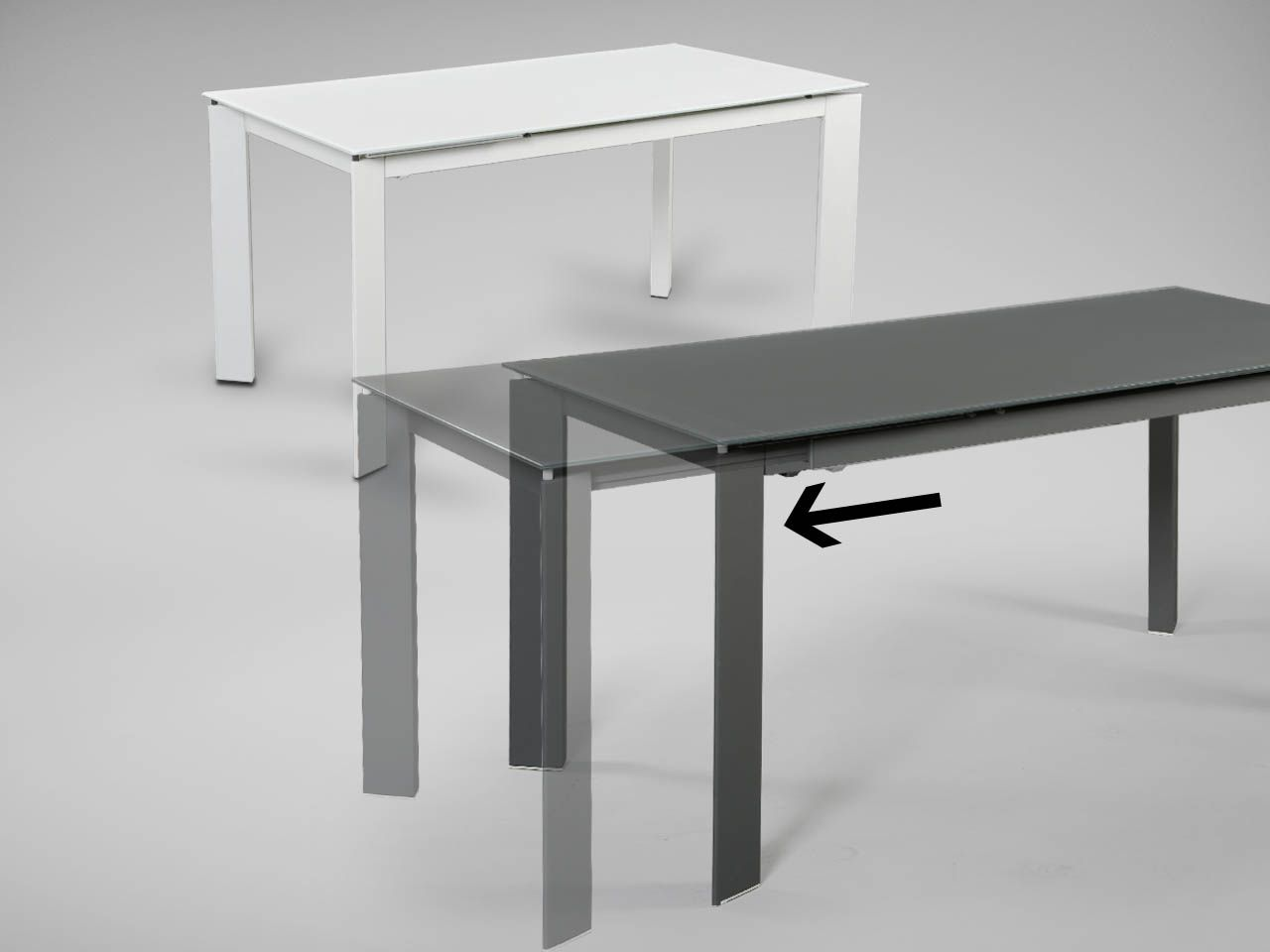 Kamada Extendable Dining Table Comfort Design The Chair