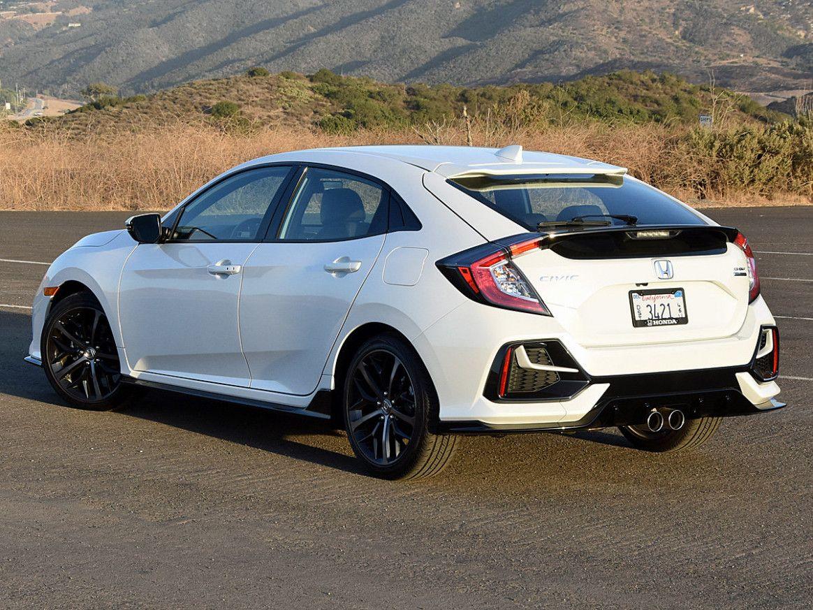 2020 Honda Civic in 2020 Honda hatchback, Honda civic