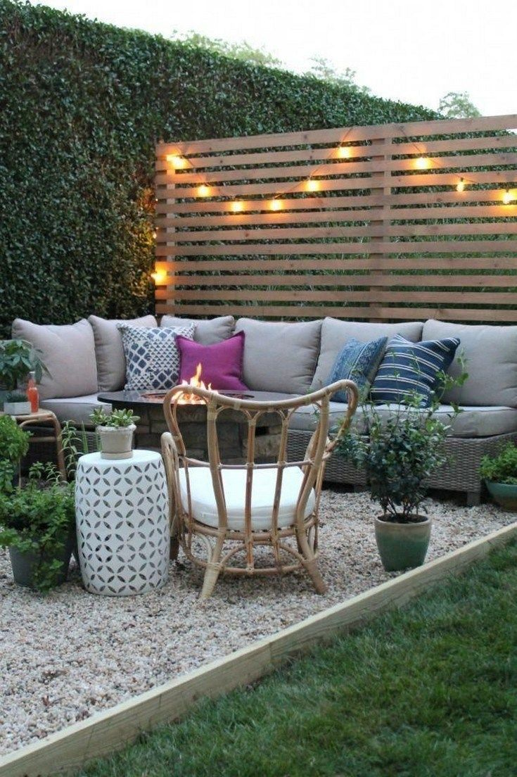 42 Attractive Backyard Patio Ideas On A Budget You Can ...