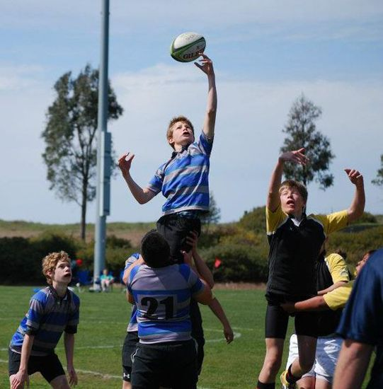 Santa Barbara Stingrays Rugby Our Oldest Son Nate Battle Practices With The Stingrays Rugby Stingray Local News