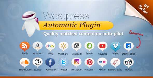 Free Nulled Wordpress Automatic Plugin Download - https://free4theme ...