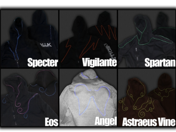 NEO LUX Illuminated Jackets Will Light Your Darkest Hour