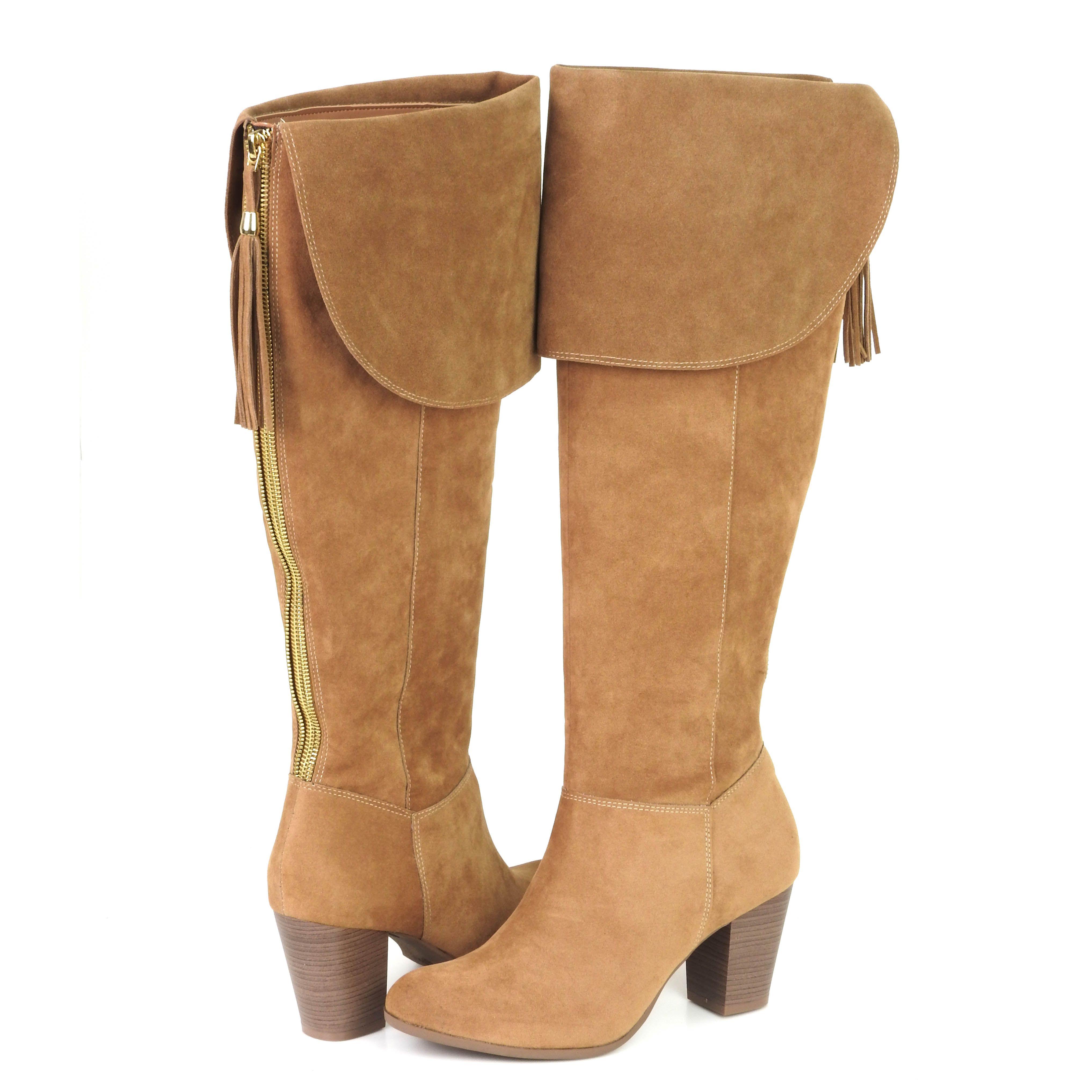 a987bfb74 boots - botas - bota de cano longo - bota over the knee - bota cano ...