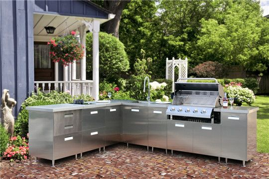 Wholesale Hw001 Seer Outdoor Stainless Steel Cabinets Food Grade 304 316 Stai Stainless Steel Kitchen Cabinets Steel Kitchen Cabinets Outdoor Kitchen Cabinets