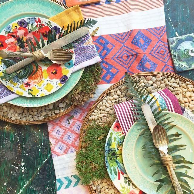 Old Havana Dinner Plate  sc 1 st  Pinterest & Old Havana Dinnerware #Anthropologie #MyAnthroPhoto | Your ...