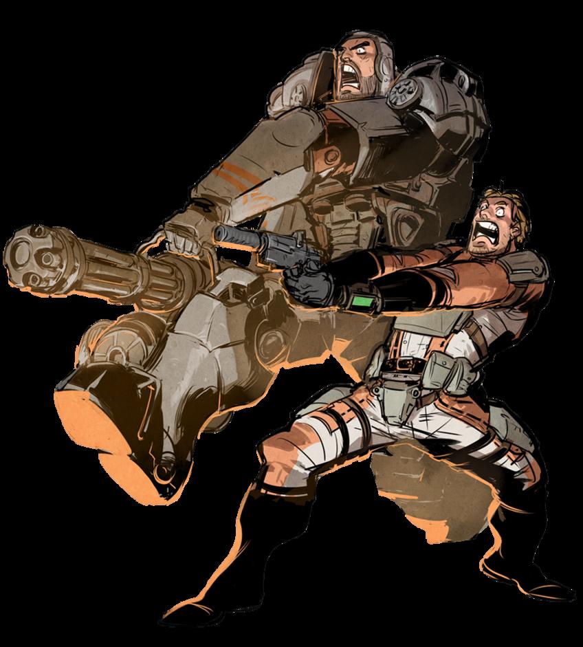 Hanging With Danse By Silsol Deviantart Com On Deviantart Fallout Art Fallout Funny Fallout Concept Art