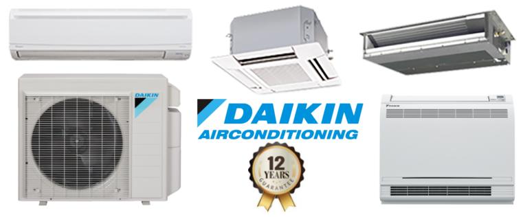 Daikin Custom Multi 25 Zone Mini Split Heat Pump Air