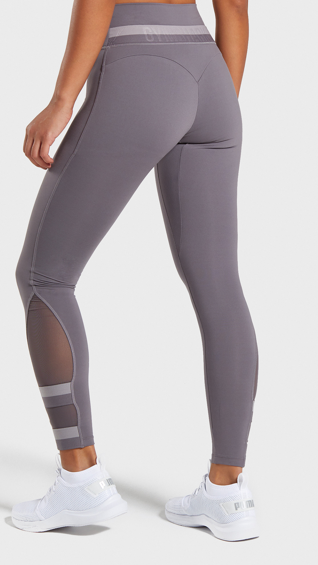 0f7d354b17aee Gymshark Empower Leggings - Slate Lavender in 2019 | FIT & VEGAN ...