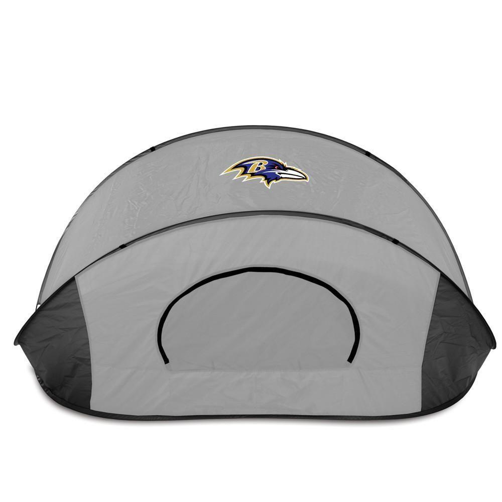 Baltimore Ravens Gray/Black Pop-Up Sun u0026 Wind Shelter  sc 1 st  Pinterest & Baltimore Ravens Gray/Black Pop-Up Sun u0026 Wind Shelter | Ravens and ...