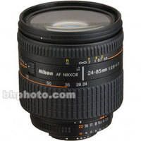 Nikon Zoom W A Telephoto Af Zoom Nikkor 24 85mm F 2 8 4 0d If Af Lens Usa Nikon Nikon Lenses Lens