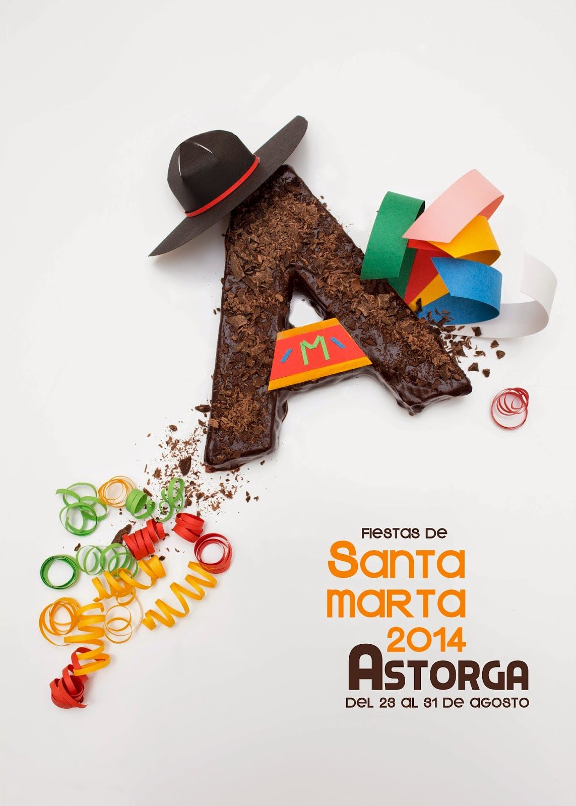 2014.  Fiestas de Santa Marta en Astorga.