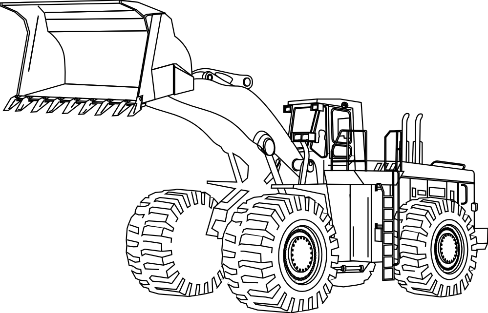 farm equipment coloring pages Google Search Coloring
