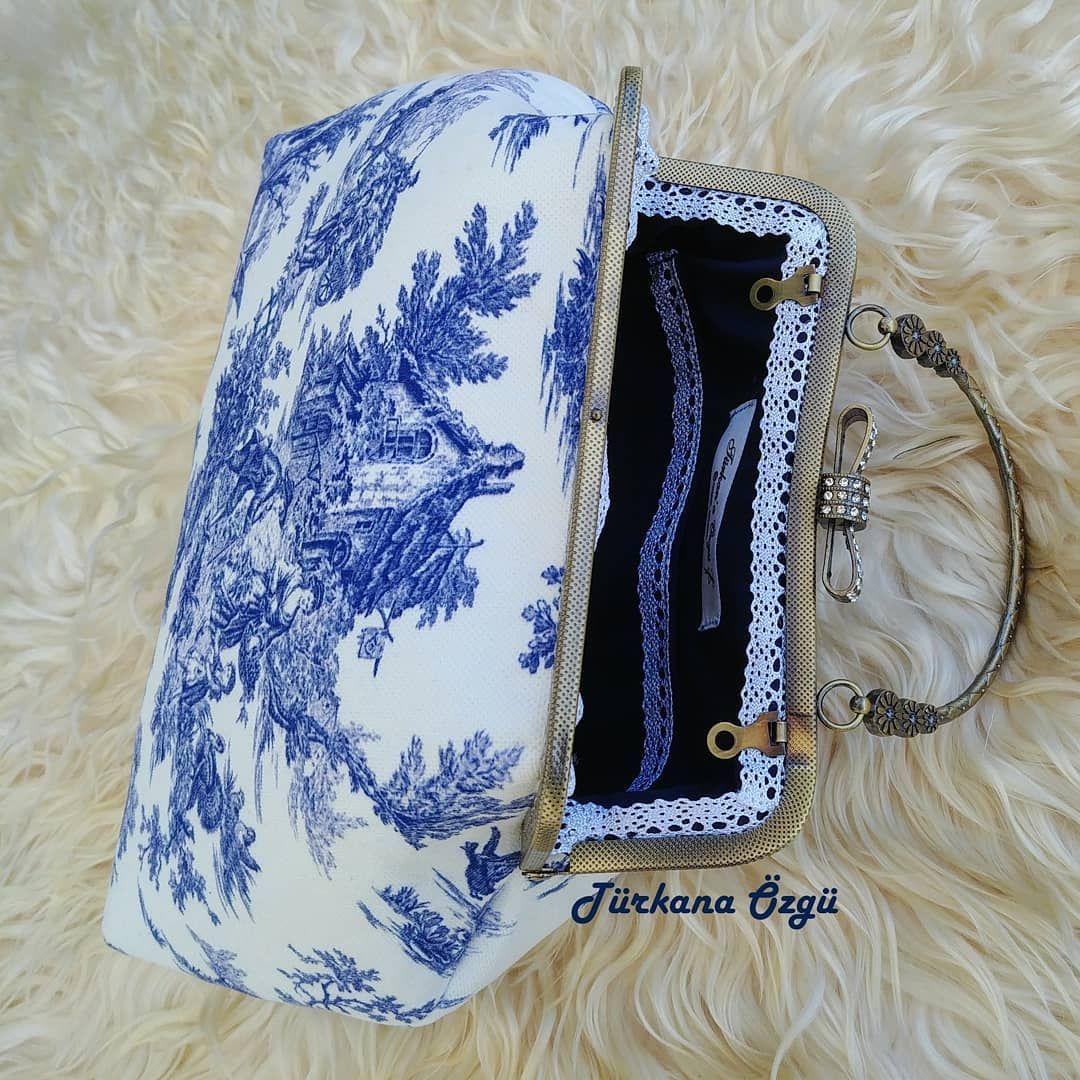 💙İçimizde dışımız gibi zarif💙  #türkanaözgüçanta 👜 . . . . #elyapimi #elyapimicanta #tasarımcanta #handmadebag #baglovers #handmadebags…