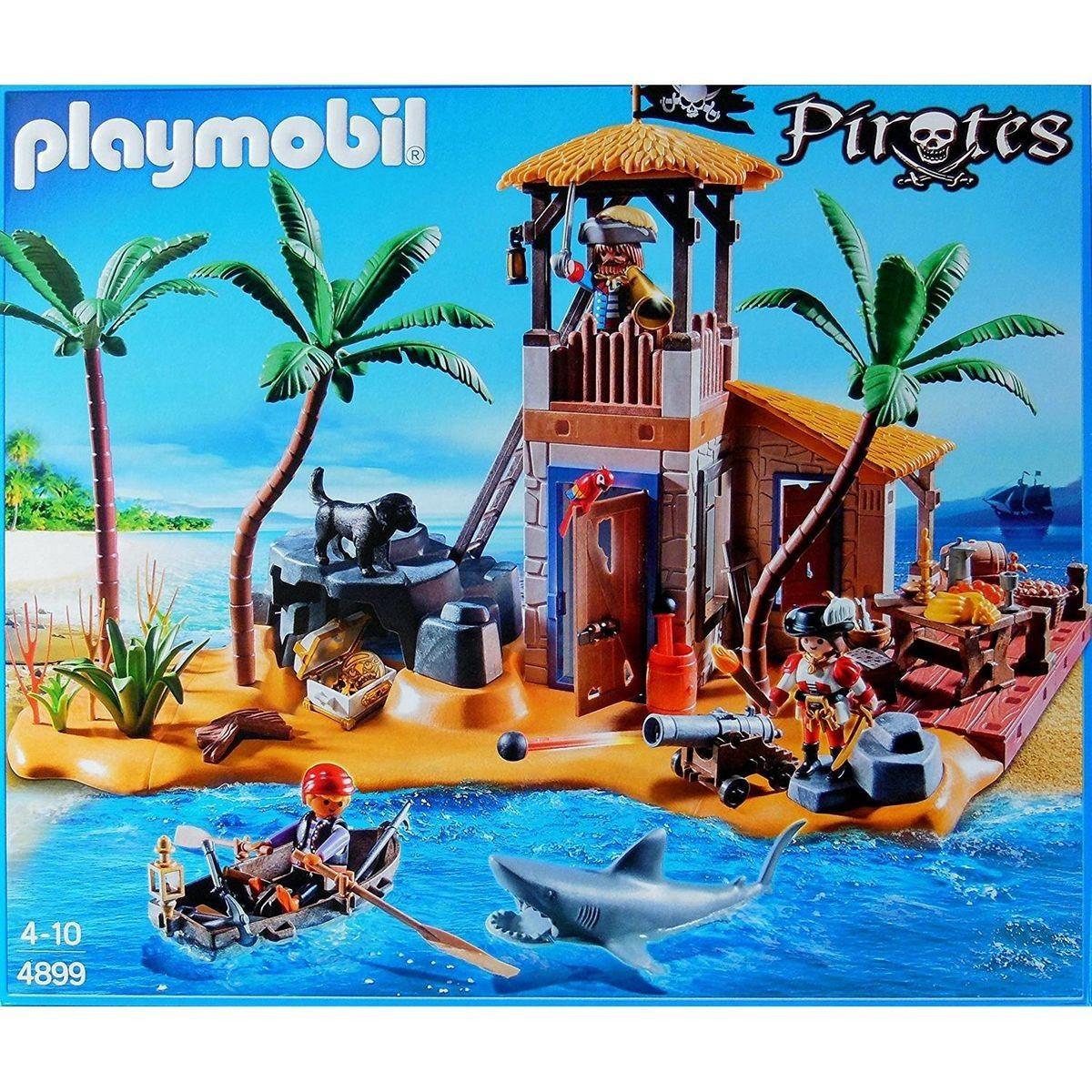 Playmobil 4899 Pirates Le Repaire Des Pirates Taille Tu