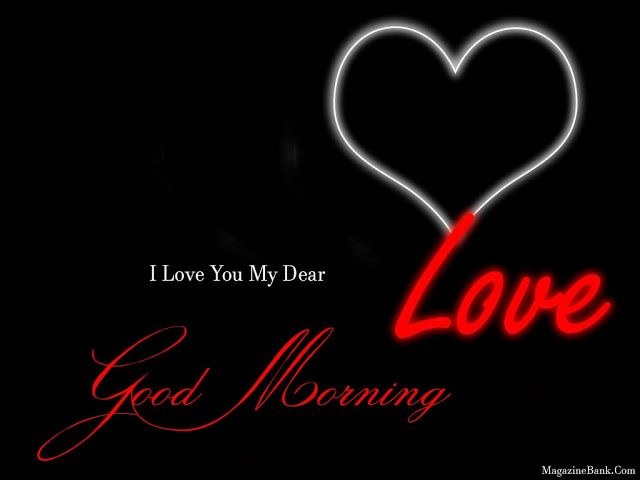 Good Morning Wishes Beautiful and For Love