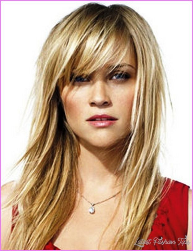 Awesome Medium To Long Haircuts For Round Faces Latestfashiontips