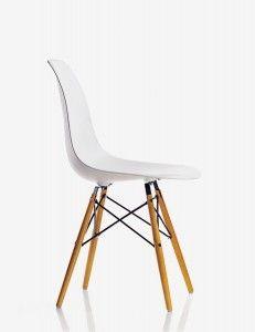 Vitra Eames Plastic Side Chair Dsw Stoelen 1950 S