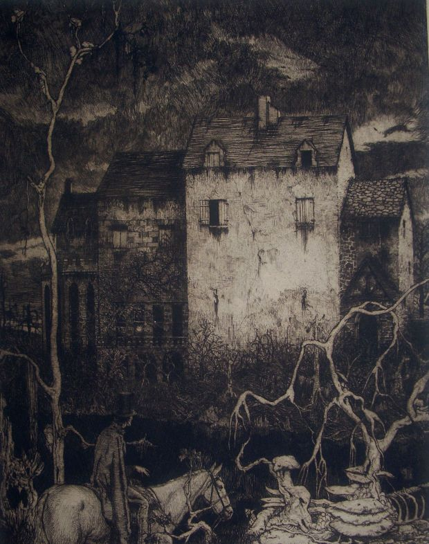 the house of poe