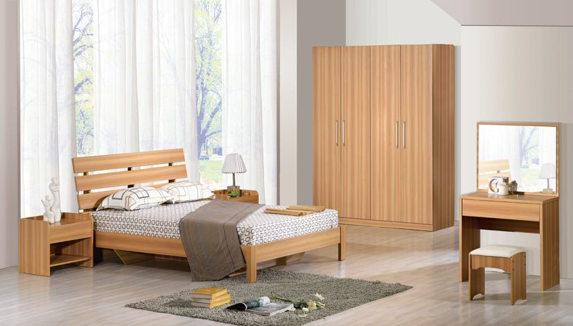 Bright and Sunny | Simple bedroom, Interior design bedroom ...