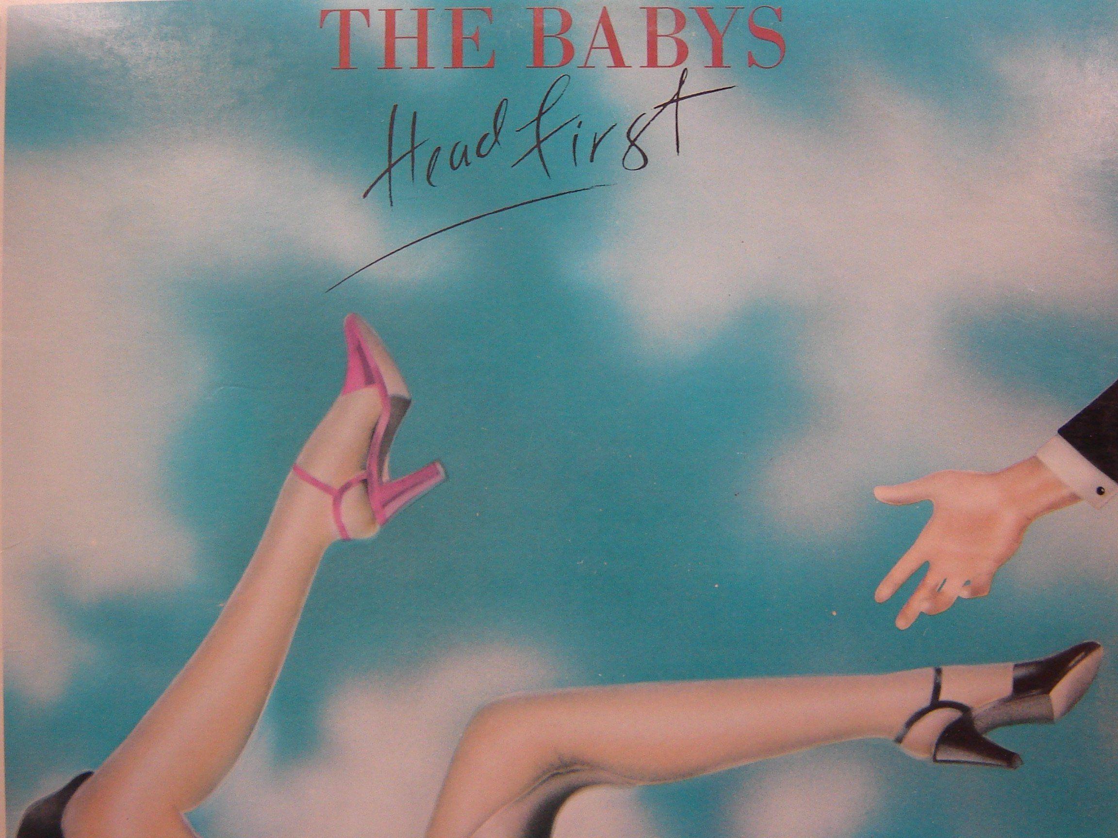 The Babys Head First Lp Chrysalis 1979 Vintage Vinyl Lp