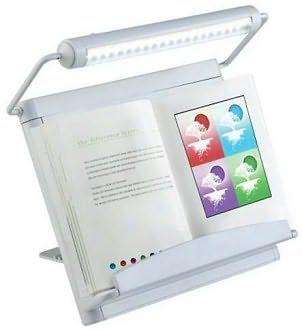 Ottlite Led Bookstand Light By Environmental Lighting