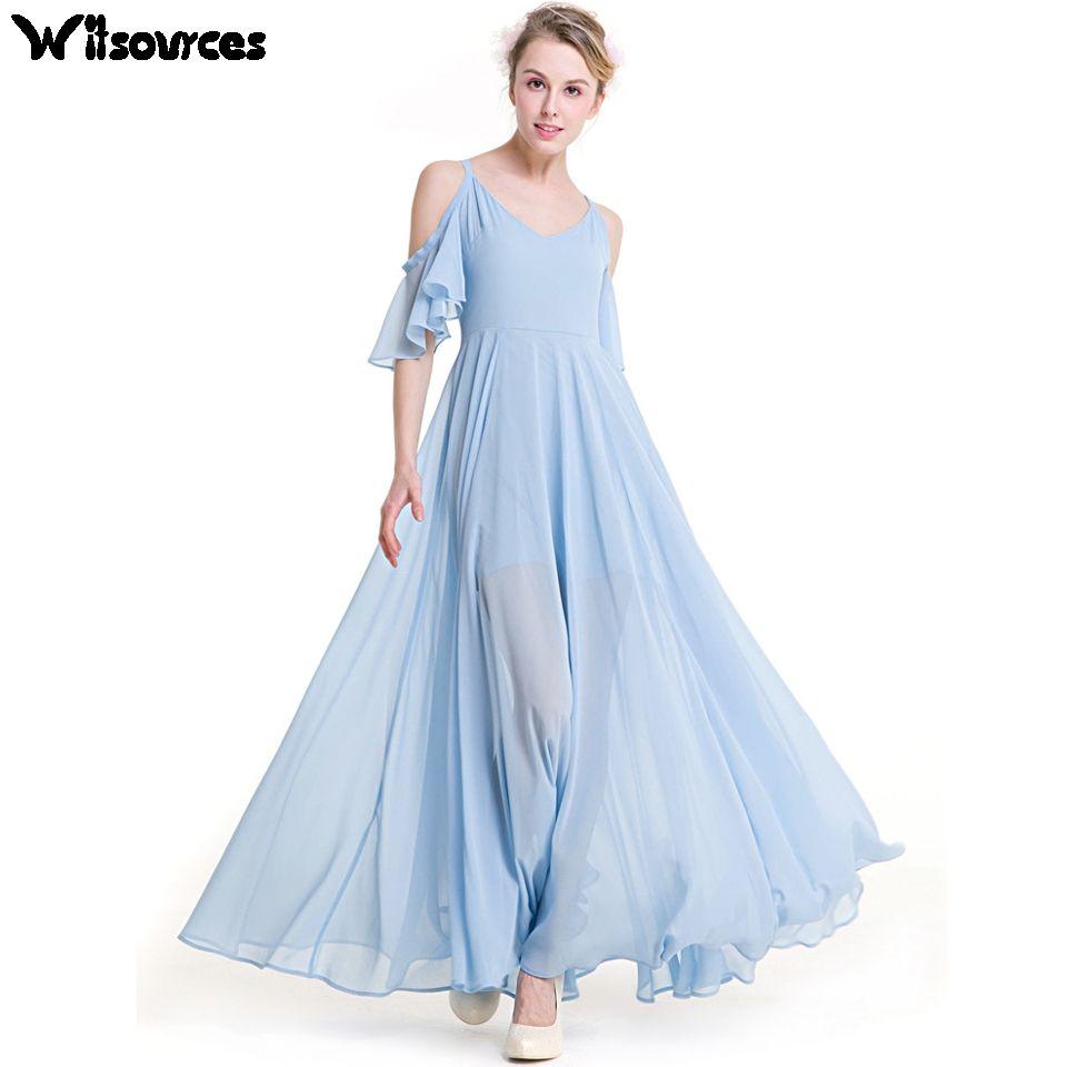 Click to buy ucuc witsources women bohemian beach long dresses