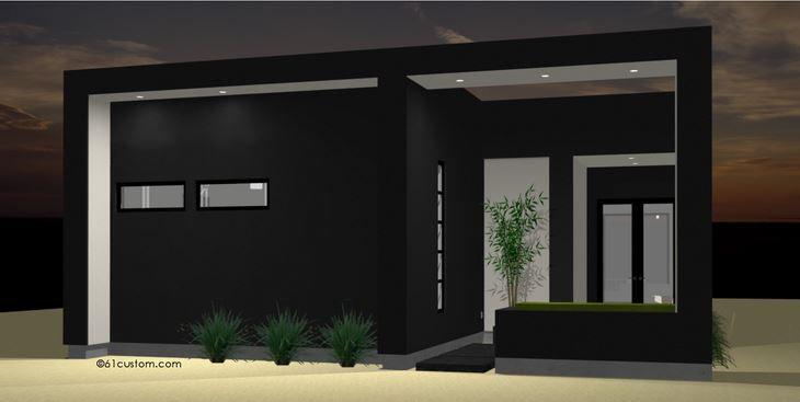 Frentes de casas modernas pintadas buscar con google for Frentes de casas pintadas