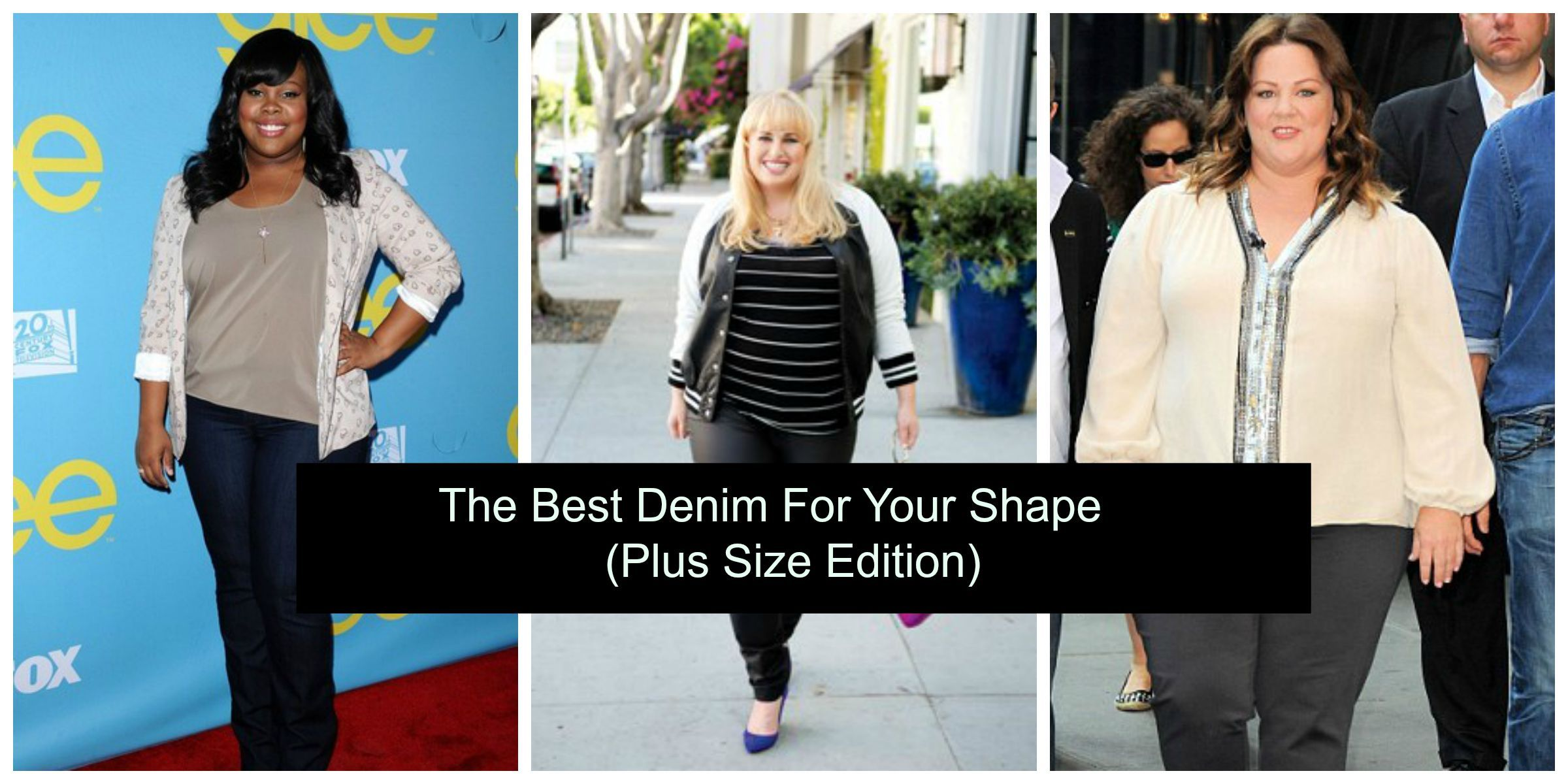 The Best Jeans for Your Shape picture