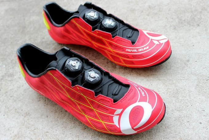 Pearl Izumi PRO Leader III shoes - review - Road Cycling UK