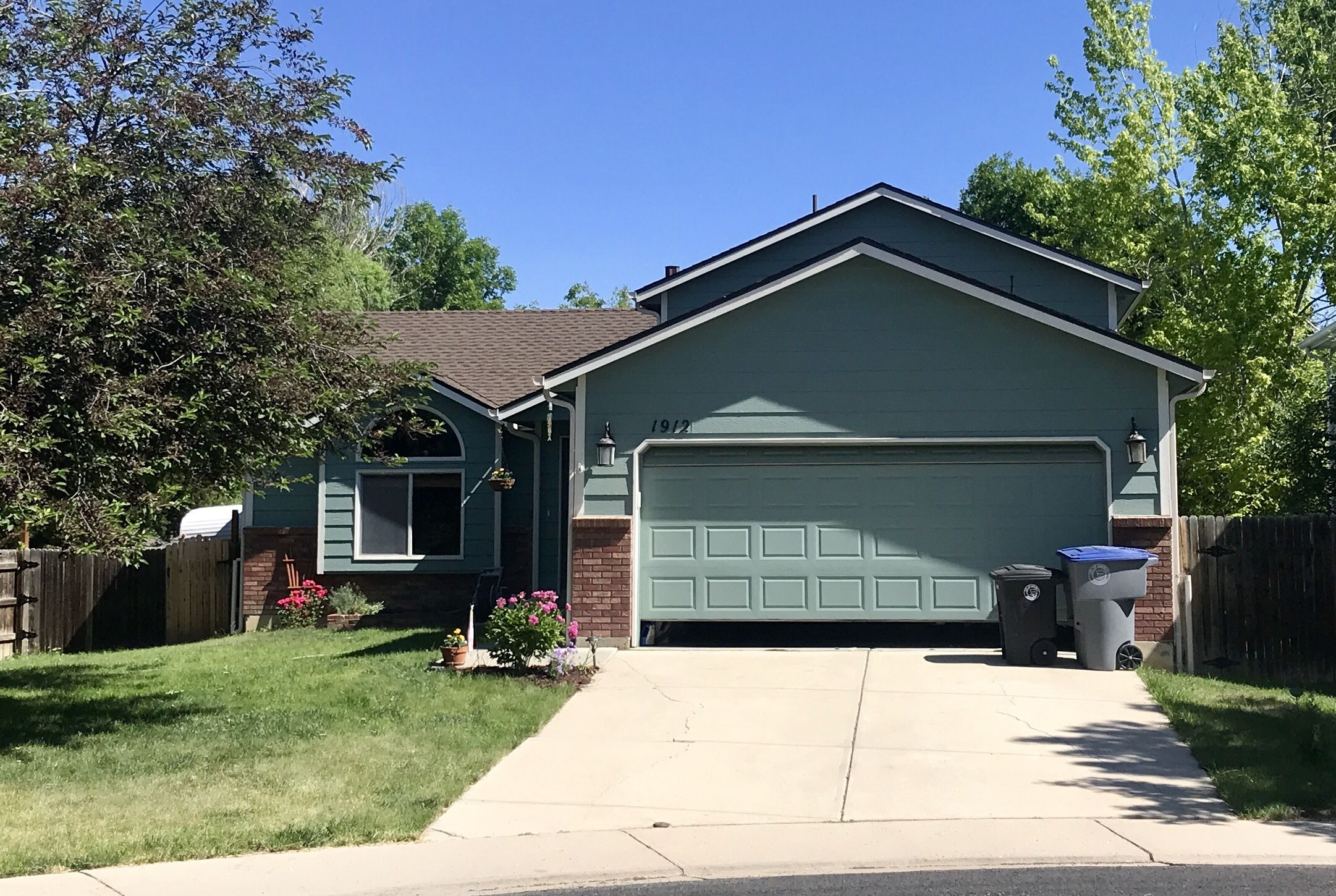 Best This House In Longmont Was Re Roofed Using Gaf Timberline 640 x 480