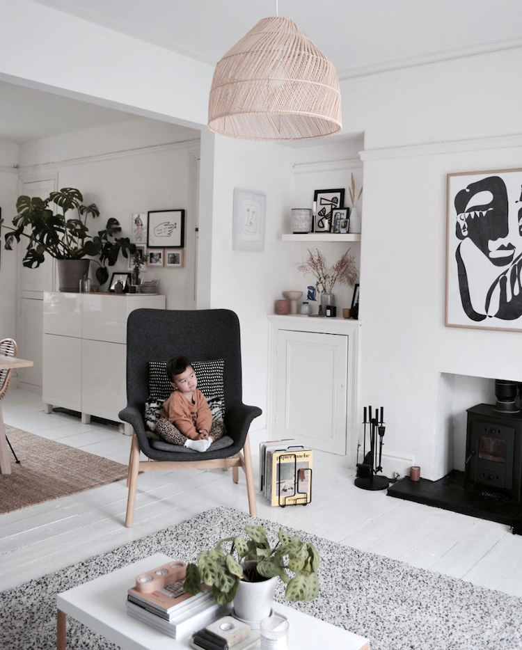 Livingspaces Livingroom Interiorstyling Interiordecor My Scandinavian Home An Elegant Paris Apartment My Scandinavian Home Scandinavian Home Home