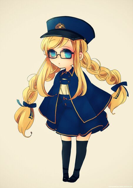 Day 30: Character you would want to cosplay as. I'd cosplay as Fem!Sweden