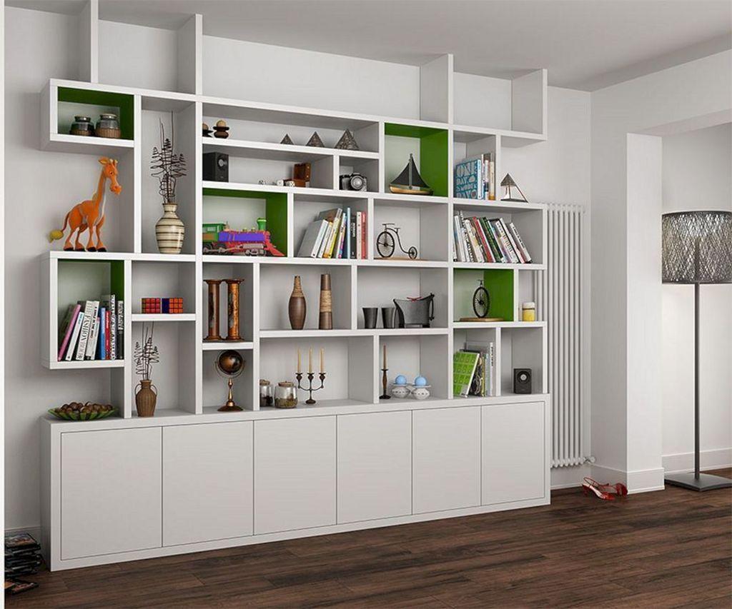 35 The Best Bookshelf Decor Ideas For Your Living Room In 2020