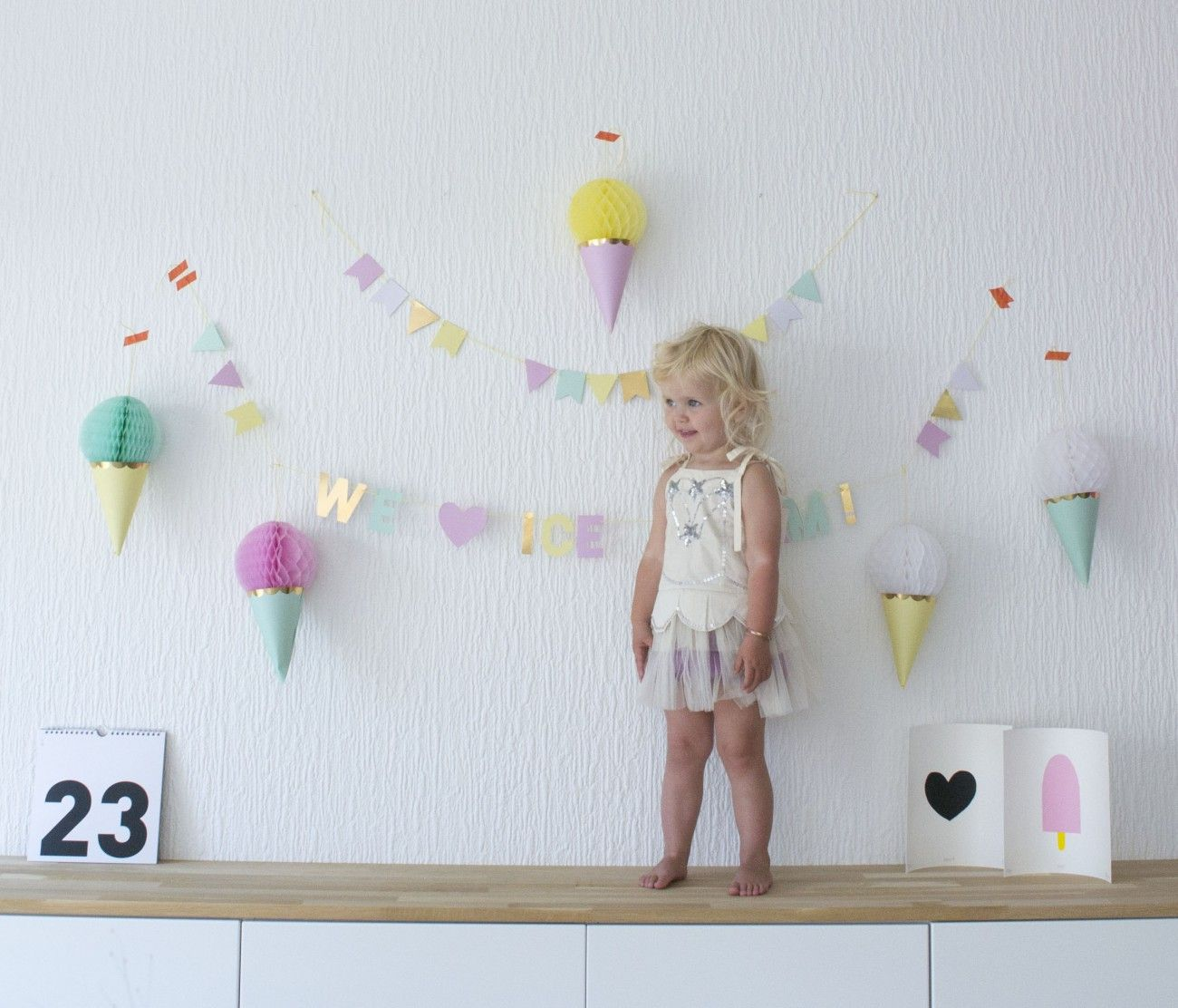M Word Mag   ice cream birthday