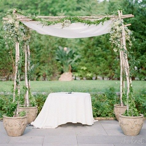 Tuscan Garden at Snug Harbor Ceremony Space