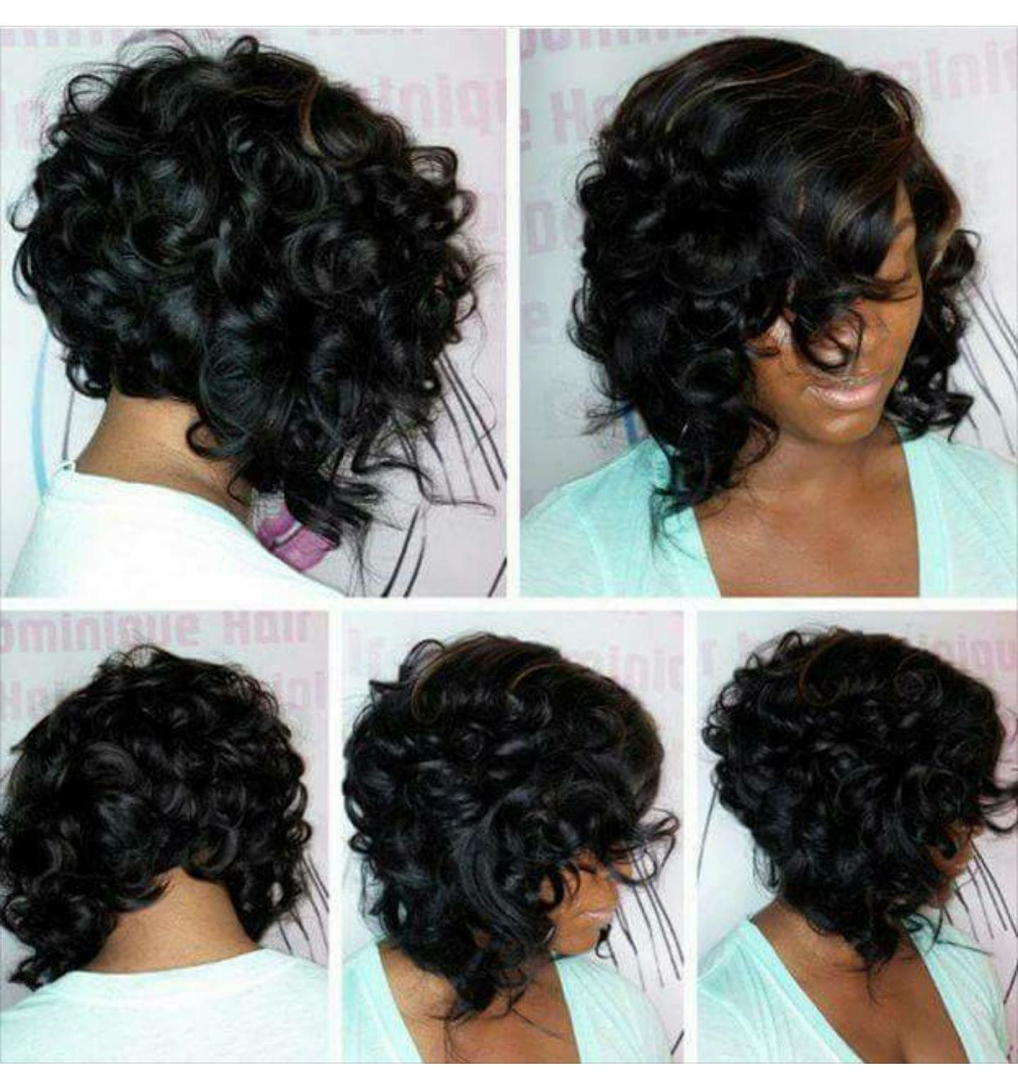 Got Curly Hair And Looking For A Stylish Bob Haircut Here Are The Latest Pics That We Have Collected You