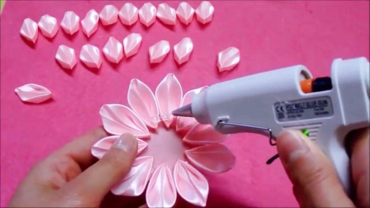 Diy kanzashi flowerribbon flower tutorialhow toeasy i reupload diy kanzashi flowerribbon flower tutorialhow toeasy i reupload beautiful ribbon flower tutorial izmirmasajfo