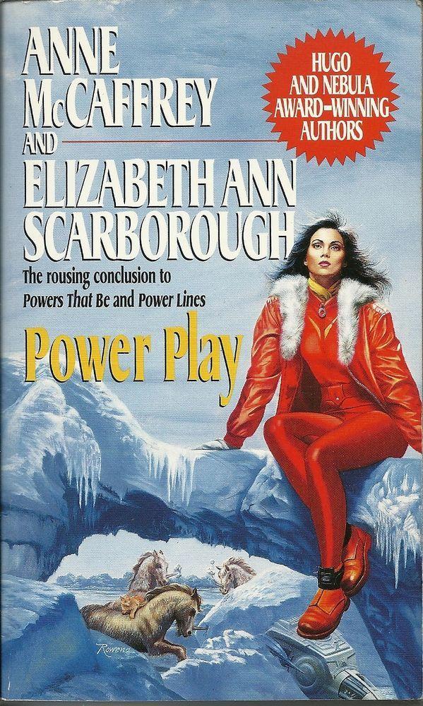 Anne McCaffrey & Elizabeth Scarborough Power Play   eBay