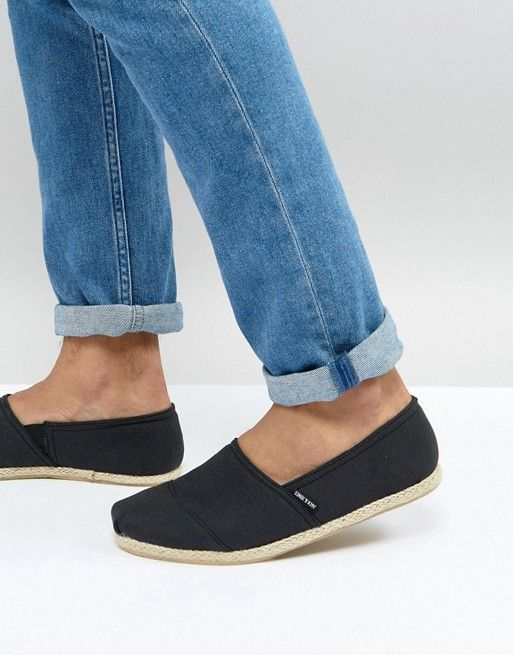 Chambray Espadrilles - Blue Jack & Jones R4gcYI4